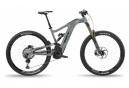 VTT Électrique Tout-Suspendu BH AtomX Carbon Lynx 6 Pro-SE Shimano XT 12V 720 Wh 29'' Gris 2021