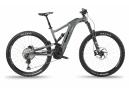 VTT Tout Suspendu Électrique BH Atomx Carbon Lynx 5.5 Pro-S Shimano SLX / XT 12V 720 Wh 29'' Gris 2021