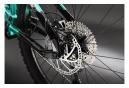 VTT Électrique Tout-Suspendu Haibike AllMtn 1 Shimano Deore 11V 630 Wh 29'' / 27.5'' Turquoise Noir 2021