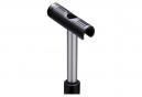 Crankbrothers Klic HV Gauge Minnaar Edition - Mont-Sainte-Anne Hand Pump with Air Pressure Gauge (110 psi / 7.6 bar) Red