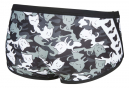 Arena Crazy Camo Cats Low-Waist Swimming Shorts