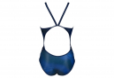 Women's Arena Iconic Super Fly Back One-Piece Swimsuit Blue