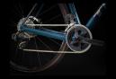 Vélo de Route Trek Domane SL 6 eTap 2022 Bleu Aquatic / Noir Satin