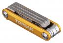 Topeak Tubi 11 Multi Tools Gold
