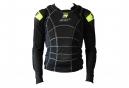 Shot Rogue 2.0 Protective Jacket Black/Yellow
