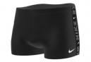 Nike Square Leg Boxer Swimsuit Black