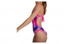 Speedo Allover Freestyler Women's One Piece Swimsuit Purple / Pink