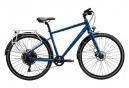 Vélo de Voyage Riverside Touring 520 microSHIFT XLE 11V Bleu 2021