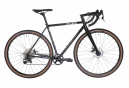 Gravel Bike Fluide Cypress Comp Sram Apex 11V 700mm Noir 2021