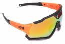 Coffret AZR TRACK 4 RX Noir Orange - Orange