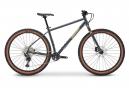 Breezer Thunder Bikepacking MTB Shimano Deore 12S 29'' Grau 2021