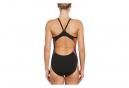 Nike Swin Racerback Women's One Piece Swimsuit Black