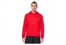 Sweat à Capuche Oakley Gradient B1B Patch Rouge