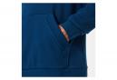 Sweat à Capuche Oakley Freeride Fleece Bleu