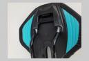 Women MTB Saddle Fizik Luna X5 S-alloy Black