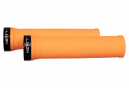 Neatt One Lock Fahrradgriffe - Neon Orange
