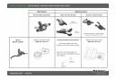 HOPE Rear Break Tech 3 V4 manguera trenzada plateada