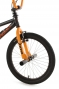 BMX freestyle 20´´ Circles noir KS Cycling