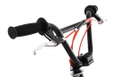 BMX Freestyle 20´´ Hedonic blanc-rouge KS Cycling