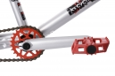 BMX Freestyle 20´´ Twentyinch argent-rouge KS Cycling