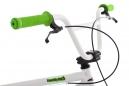 BMX Freestyle 20'' Twentyinch blanc-vert KS Cycling