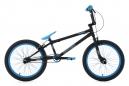 BMX Freestyle 20´´ Twentyinch noir-bleu KS Cycling