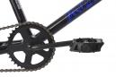BMX Freestyle 20´´ Yakuza noir-bleu KS Cycling