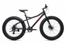 VTT Fatbike 26'' SNW2458 noir TC 46 cm KS Cycling