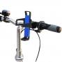 Porte bouteille sur guidon de vélo