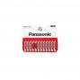 Blister de 12 piles PANASONIC LR03 - 1,5 Volts .