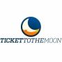 Kit de fixation hamac Tree Friendly Straps Ticket To The Moon