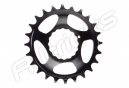 RaceFace Cinch Narrow Wide Direct Mount Chainring Black