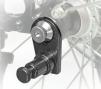 Fixation Attelage Universel pour remorque vélo Croozer