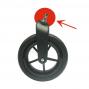 Boulon de fixation p. roulette avant 8'' pour XLC/535/737/Kid1 2 .