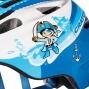 Casque enfant CRATONI Akino Pirate 49-53 cm Bleu