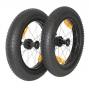 Paire de roues 16 pour remorque Burley push button 16x3