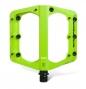 Pédales SIXPACK Millenium -AL - Liquid Green