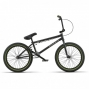 BMX RADIO BIKE DARKOMATT BLACK 2018