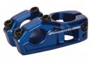 Potence BMX Insight mini 1  blue