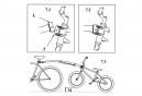 Fixation Trail Gator sur vélo enfant kit complet .