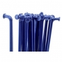 RAYONS ECLAT DOUBLE BUTTED 192mm METALLIC BLUE (X50)