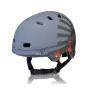 Casque Vélo XLC Urban-Helm BH-C22 53-59 cm noir mat, grunge