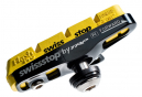 x2 Patins de Frein SwissStop Full FlashPro Yellow King Pour Jantes Carbone Pour Freins Shimano / Sram
