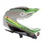 URGE 2013 Helmet DOWN-O-MATIC MONACO GREEN