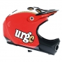URGE 2012 Helmet DOWN-O-MATIC Fakejet RED