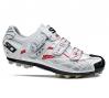 Chaussures VTT Sidi SPIDER SRS 2012 Blanche