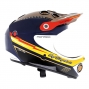 URGE 2012 Helmet DOWN-O-MATIC MONACO BLUE