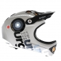 Casque intégral Urge DOWN-O-MATIC Argent