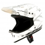 Casco integral The COMPOSITE TECH Blanco Gris
