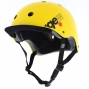 2012 Helmet URGE DIRT-O-MATIC Yellow One Size